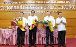 Ông Trịnh Xuân Trường được bầu làm Phó Chủ tịch tỉnh Lào Cai