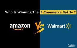Cuộc chiến Shipping: Walmart đang nắm thế thượng phong trước Amazon vì những lý do này!