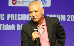 GS Trương Nguyện Thành: Chờ cầm bằng tốt nghiệp mới khởi nghiệp thì quá trễ