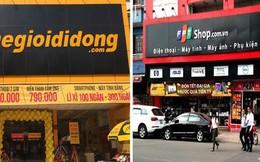 """""""Xương sống"""" là bán lẻ điện thoại, tại sao Thế Giới Di Động tính đường mở bách hóa làm ngành chủ lực, còn FPT Shop bán thêm phụ kiện, dược phẩm?"""