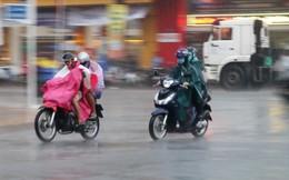 Hôm nay Bắc Bộ và Bắc Trung Bộ có mưa dông diện rộng