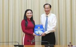 TPHCM bổ nhiệm nữ Phó Giám đốc Sở Du lịch