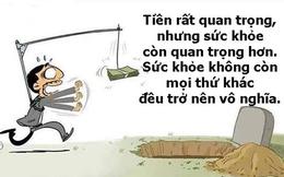 Bí mật của những người không bao giờ ốm: Không phải công việc, tiền bạc, sức khỏe mới là tài sản quý giá nhất, vì thế đừng bao giờ quên chăm sóc chính mình