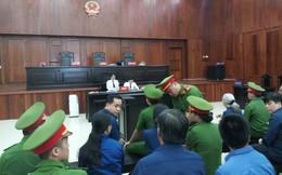 Vũ Nhôm, cựu Tổng Giám đốc DongABank Trần Phương Bình lại hầu toà