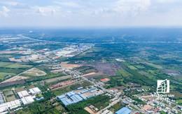 """""""Bát nháo"""" phân lô, bán nền dự án nhà ở quanh các khu công nghiệp ở Long An"""