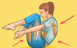 Xóa tan cơn đau lưng khó chịu bằng những bài tập cực đơn giản này: Dân văn phòng có thể áp dụng mọi lúc rất dễ dàng