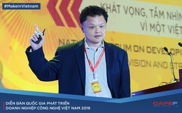 CEO VCCorp: Việt Nam có khả năng tạo ra những sản phẩm công nghệ hàng đầu không? Có khả năng, nhưng nhiều doanh nghiệp dù muốn lại không dám làm!