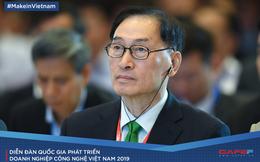 Cựu cố vấn Tổng thống Hàn Quốc bật mí bí quyết thoát bẫy thu nhập trung bình và bài học cho Việt Nam