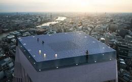 Không phải Dubai hay Singapore, London mới là nơi chuẩn bị xây dựng bể bơi vô cực 360 độ đầu tiên trên thế giới