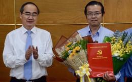 Ông Lê Văn Minh làm Phó trưởng Ban Tuyên giáo Thành ủy TP HCM