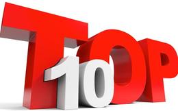 10 cổ phiếu tăng/giảm mạnh nhất tuần: Nhóm vừa và nhỏ vẫn hút dòng tiền