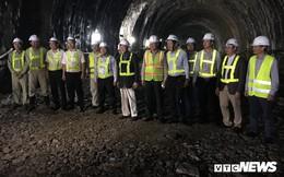 Hải Vân 2 sẽ thông hầm vào tháng 9/2019