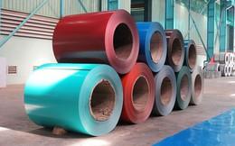 Tiếp nhận hồ sơ đề nghị miễn trừ cho sản phẩm thép phủ màu nhập khẩu vào Việt Nam