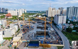 """Bộ Xây dựng nói gì về Dự án hơn 13.000 căn hộ do đại gia Đinh Trường Chinh xây """"lụi"""" ở Thủ Thiêm?"""