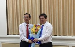 Ông Trần Hoàng Ngân làm Viện trưởng Viện Nghiên cứu phát triển TP HCM
