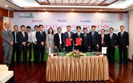 4 ngân hàng Nhật cấp tín dụng 200 triệu USD cho Vietcombank tham gia lĩnh vực năng lượng xanh