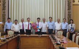 Ông Nguyễn Văn Tám giữ chức vụ Phó Tổng Giám đốc Samco