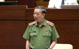 Bộ trưởng Công an: Tội phạm bắt đầu lợi dụng địa bàn Việt Nam để chuyển ma túy sang các nước thứ ba
