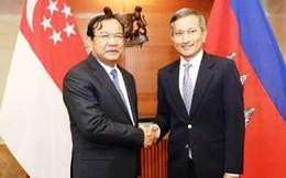 Bộ trưởng Ngoại giao Singapore phân bua với Campuchia về phát ngôn của ông Lý Hiển Long