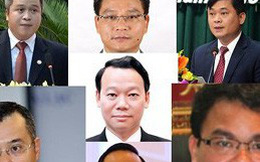 Chân dung 7 chủ tịch tỉnh trẻ nhất nước hiện nay