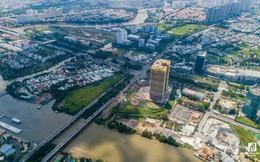 Cận cảnh dự án căn hộ cao cấp tại Phú Mỹ Hưng của Quốc Cường Gia Lai vừa bị buộc ngưng huy động vốn
