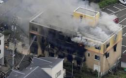 Nhật Bản: Cháy xưởng phim hoạt hình khiến ít nhất 22 người thiệt mạng