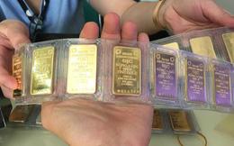 Vàng tăng trở lại, vọt lên 39,8 triệu đồng/lượng