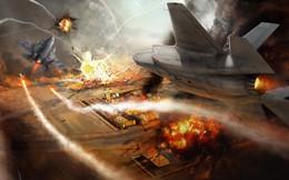Lý do bất ngờ khiến Trung Đông căng như dây đàn: Những chiếc F-35 của Mỹ