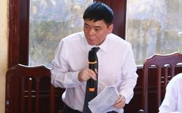 Khởi tố, khám xét nơi làm việc của ông Trần Vũ Hải