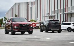 VinFast chính thức bàn giao lô xe Lux SA2.0 và Lux A2.0 đầu tiên cho khách hàng