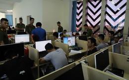 Bộ Công an lên tiếng vụ bắt hàng trăm người Trung Quốc đánh bạc qua mạng
