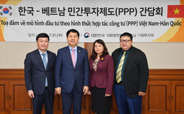 Hàn Quốc chia sẻ bí quyết tài chính tư nhân với Việt Nam