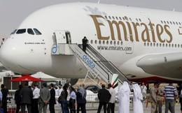 """Emirates lấy """"dao mổ trâu để giết gà"""", dùng Airbus A380 cho chặng bay siêu ngắn"""