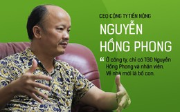 Ông chủ doanh nghiệp Tiến Nông: Tại sao lại phải giao tài sản cho con nếu chúng không tiếp nối sự nghiệp gia đình?