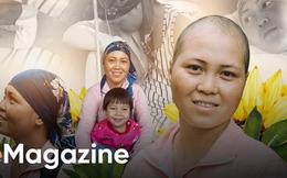 """""""Không được phép chết ở Sài Gòn"""": Suất cơm 2000 đồng và ước mơ nhỏ nhoi của người phụ nữ ung thư giai đoạn cuối"""
