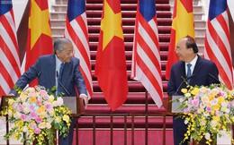 Thủ tướng: Việt Nam - Malaysia khuyến khích tập đoàn dầu khí 2 nước mở rộng hợp tác, thăm dò