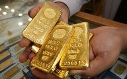 Giá vàng đang tăng trở lại