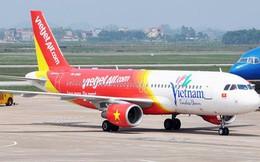 Vietjet tạm ngừng khai thác nhiều chuyến bay đi và đến Đồng Hới, Huế do bão Podul