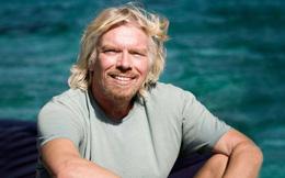"""Tỷ phú Richard Branson: """"Vật chất chưa bao giờ là thứ mang lại hạnh phúc, nhưng những điều này thì có"""""""