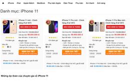 """Iphone 11 được """"hét"""" giá lên tới 100 triệu đồng trước giờ ra mắt"""