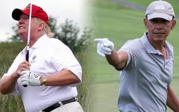 Đặt lên bàn cân 2 vị Tổng thống nổi tiếng mê golf nhất Nhà Trắng: Người tự học, người bị chỉ trích dữ dội