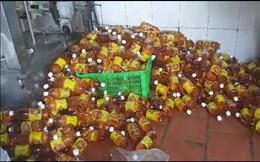 """Phát hiện hàng chục keg bia """"nhái"""" thương hiệu nổi tiếng tại Công ty TNHH Đại Việt Châu Á"""