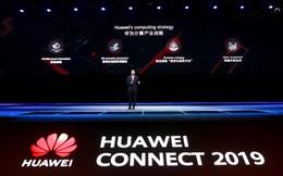 """Huawei công bố chiến lược mới, thâm nhập vào thị trường """"đại dương xanh"""" 2 nghìn tỷ USD"""