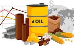 Thị trường ngày 31/10: Dầu và đồng cùng giảm, vàng tăng, palađi vượt ngưỡng 1.800 USD/ounce