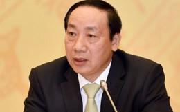 Thủ tướng xóa tư cách nguyên Thứ trưởng Bộ GTVT của ông Nguyễn Hồng Trường
