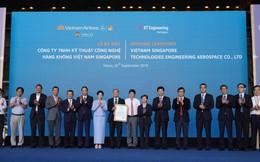 Bước đi chiến lược mới của Vietnam Airlines: Bắt tay với Aerospace tiến sâu vào thị trường sửa chữa, bảo dưỡng máy bay