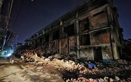 Vụ cháy Rạng Đông: Vận chuyển 171.120kg sắt thép, phế liệu ra ngoài