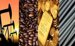 Thị trường ngày 10/10: Dầu biến động trái chiều, vàng tiếp đà tăng, thép và quặng sắt cùng giảm