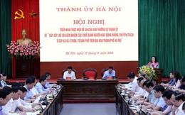 Hà Nội sẽ giảm hơn 33.000 cán bộ không chuyên trách