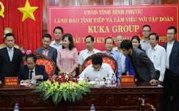 Doanh nghiệp sản xuất đồ gỗ nội thất Trung Quốc đầu tư 50 triệu USD vào Bình Phước